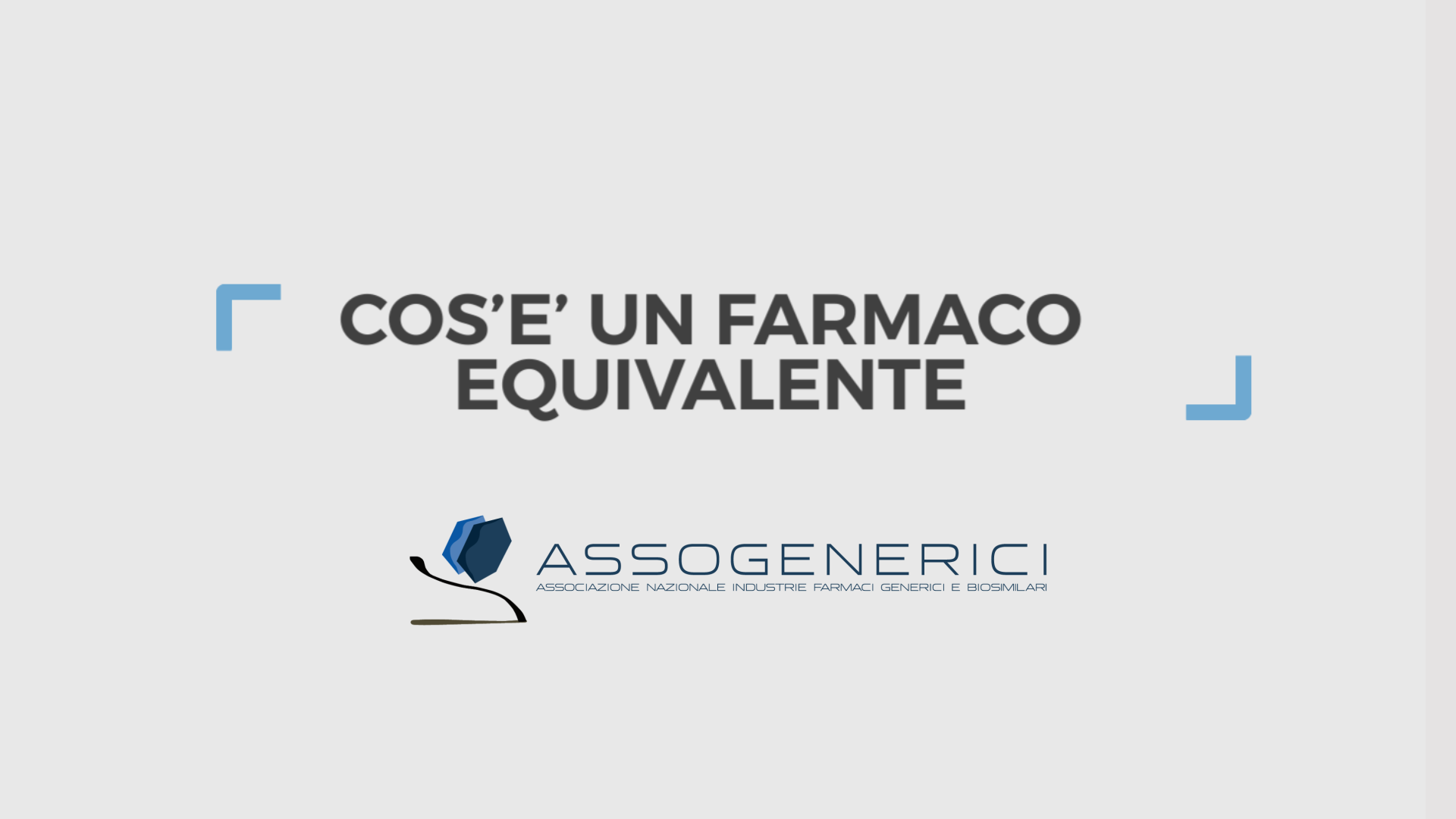 Assogenerici Copertina Video02 00322